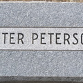 Peterson, Peter