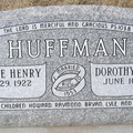 Huffman, Archie Henry & Dorothy M. (Pile)