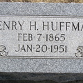Huffman, Henry H.