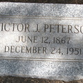 Peterson, Victor J.