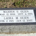 Olsen, Warren U. & Laura M. (Bottolfsen)