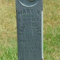 Christopher Mary Rosedale Cem, Doniphan, Hall, NE03