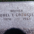Caswell, Orel Lester