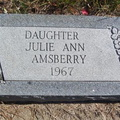 Amsberry, Julie Ann