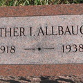 Allbaugh Esther