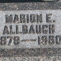 Allbaugh Marion