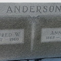 Anderson Alfred & Annie
