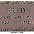 Anderson Fred