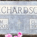 Richardson, Laura M. & Clarence W.