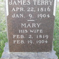 Terry, James & Mary