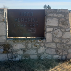 Lisco Memorial Cemetery