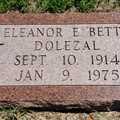 "Dolezal, Eleanor E., ""Betty"""